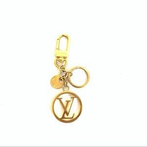 Louis Vuitton Logo Charm